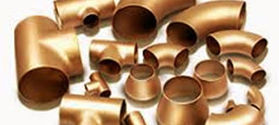Copper Nickel Cu-Ni 90/10 Buttweld Pipe Fittings