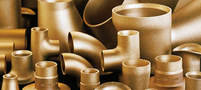 Copper Nickel Cu-Ni 70/30 Buttweld Pipe Fittings